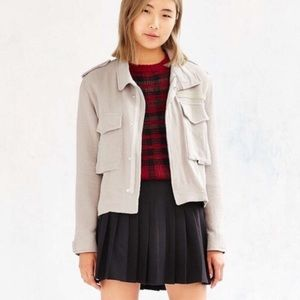 UNIF   Urban Outfitters Cropped Utility Jacket